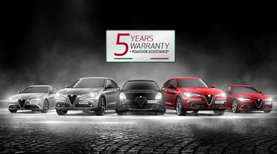 Alfa Romeo are Offering 24 Hour Test Drives