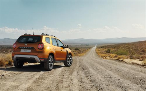 Dacia Finance Offers for 2019 Image