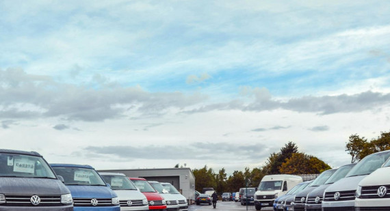 VW Commerical Vehicle Service Promise & Price Match Image