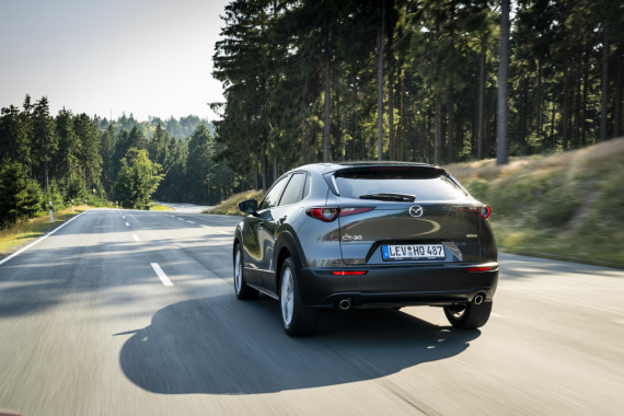 Mazda Scrappage Upgrade Plan £4,00 Savings Image