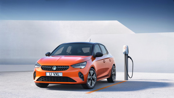 The Story of the Best-Selling Corsa Image