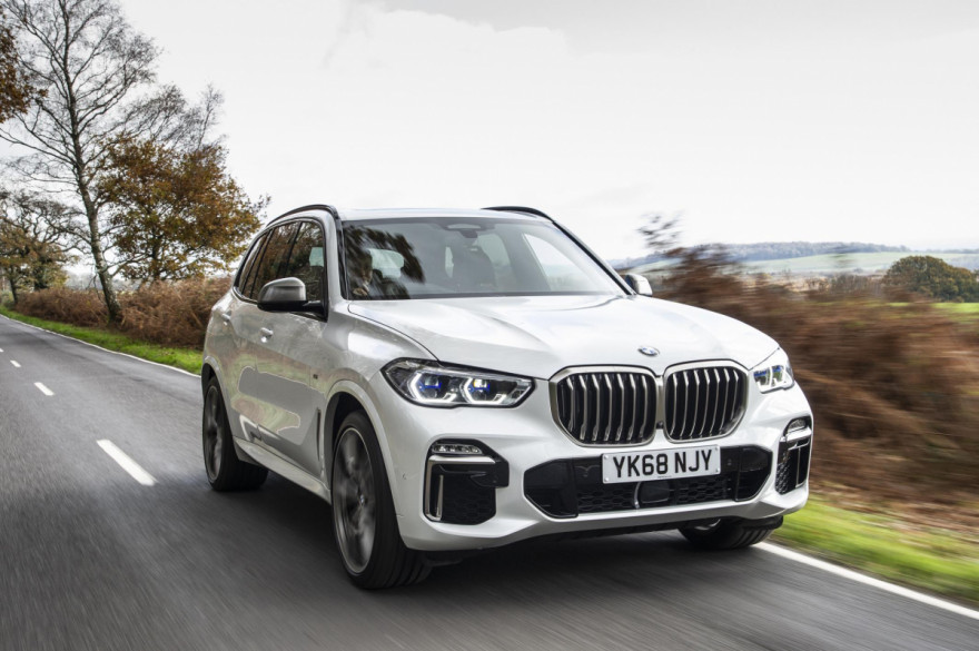 BMW Launch Three-Pronged Attack on the 2020 World Luxury Car Award