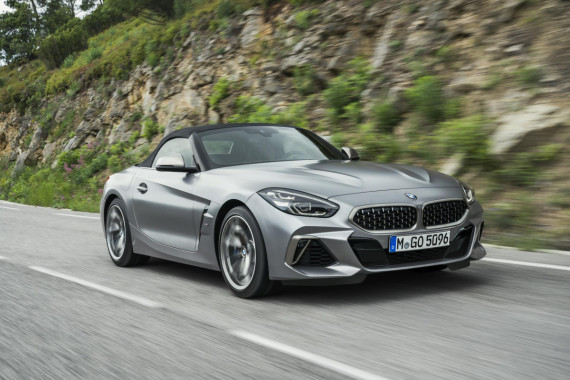 BMW Launch Three-Pronged Attack on the 2020 World Luxury Car Award Image