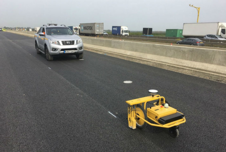New Autonomous Robot Slashes Roadwork Delays