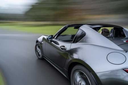 Updated 2020 MX-5 With Even More Equipment
