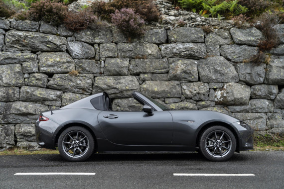 Updated 2020 MX-5 With Even More Equipment Image