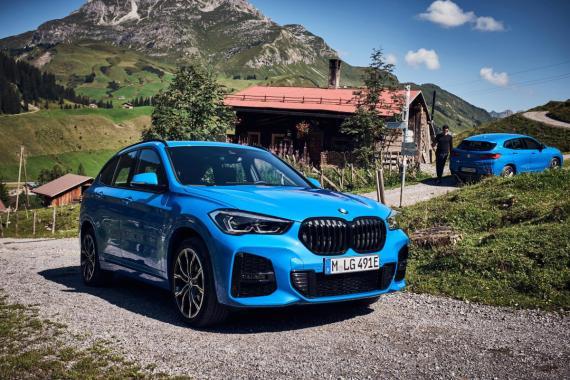 Meet BMWs Brand New X1 XDRIVE25e Image