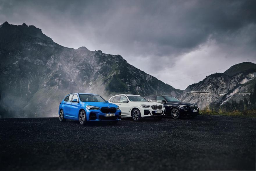 Meet BMWs Brand New X1 XDRIVE25e