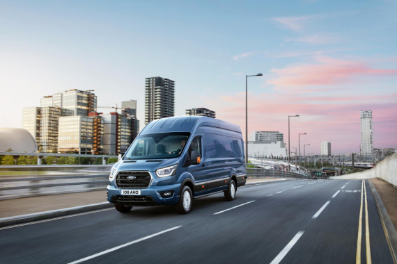 The Commercial Vehicle Market Grows and Ford Lead the Lineup Image