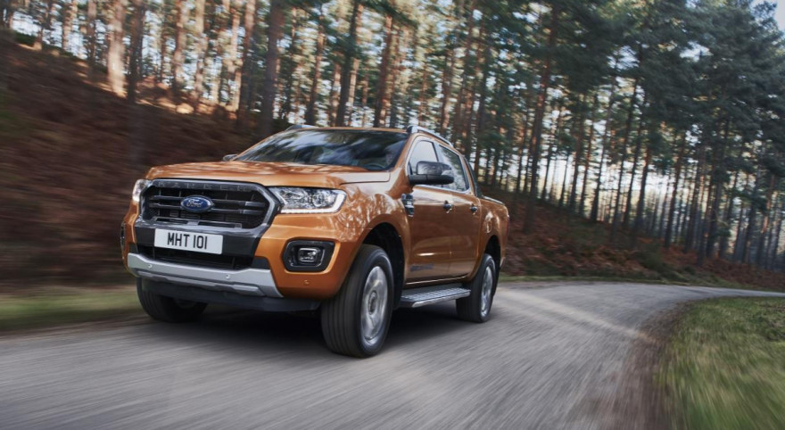 The Commercial Vehicle Market Grows and Ford Lead the Lineup