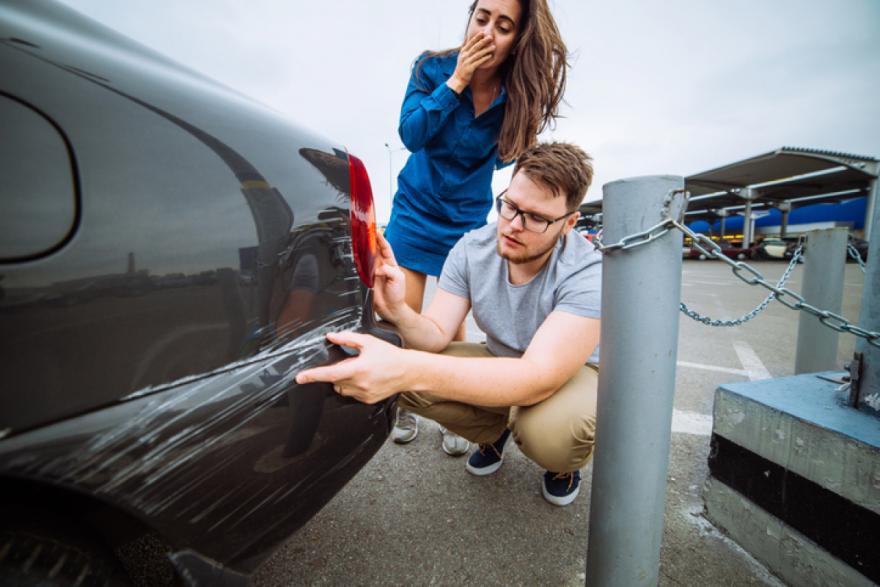 Car-Park Prangs Cost Brits £1.5 Billion per Year