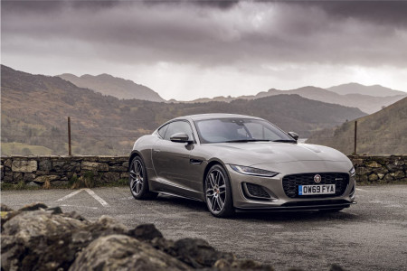 Jaguar F-Type Coupe 450ps First Edition 2020 Review