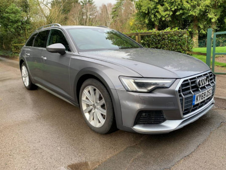 Audi A6 Allroad 2020 Review