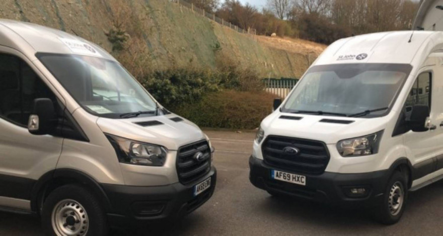 War On Coronavirus: Ford Sends Fleet Of Cars To NHS Front Line