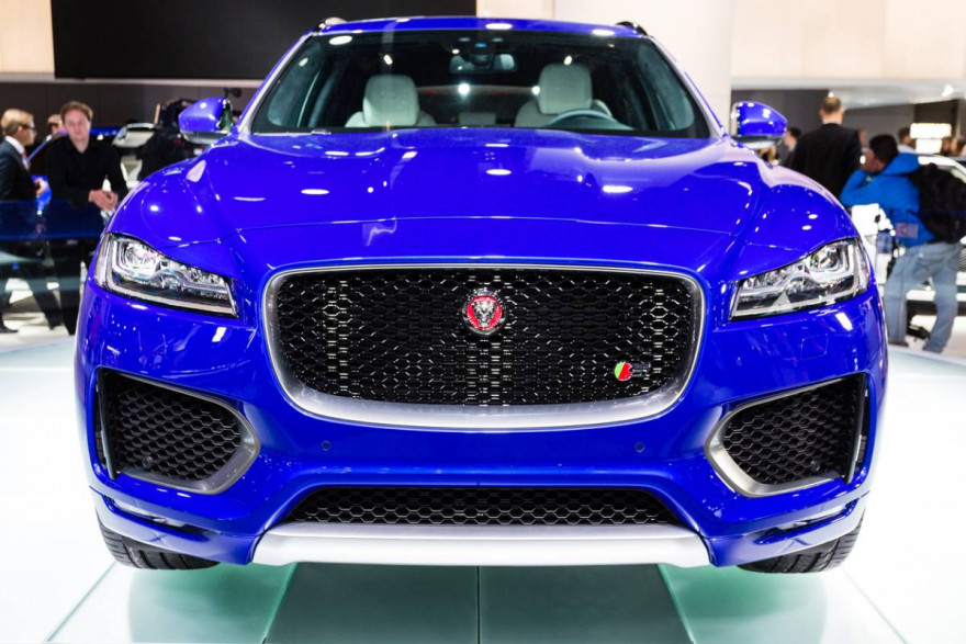 Demand for Jaguar Land Rover 'Special Vehicle Operations' Soars