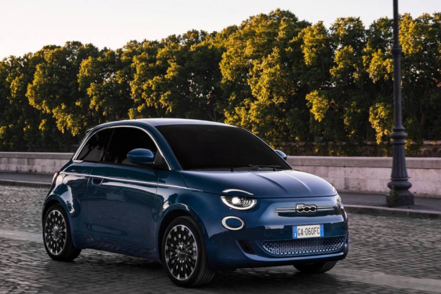 New Fiat 500 la Prima Hatchback Now Available In UK