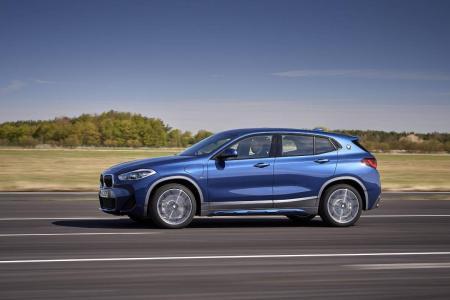 BMW X2 xDrive 20d M Sport 2020 Review