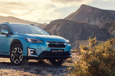 Subaru XV e-Boxer 2020 Review