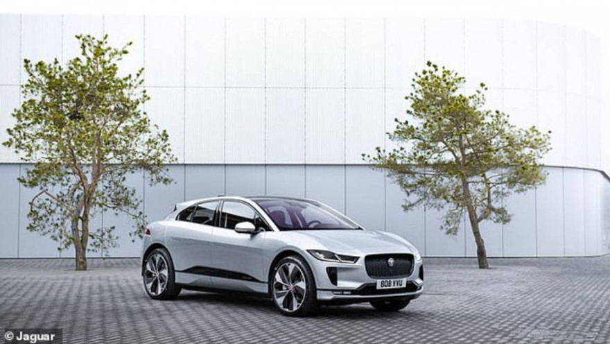 Don't Touch: Jaguar Reveals A Contactless Touchscreen To Tackle Covid-19