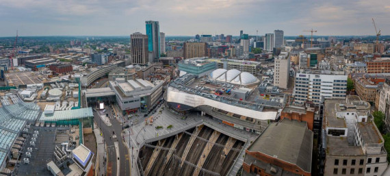 New Birmingham Clean Air Zone For 2021: Pay To Drive Image