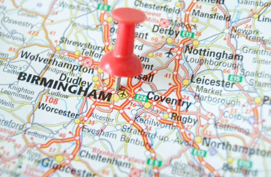 New Birmingham Clean Air Zone For 2021: Pay To Drive