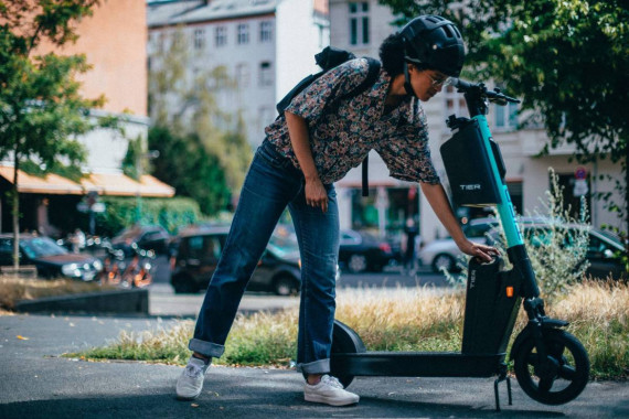 New E-Scooter Trial: Tier Prepares To Launch In UK Image