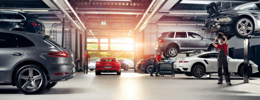Porsche Make Ownership Easy with Their Elite Level Aftersales