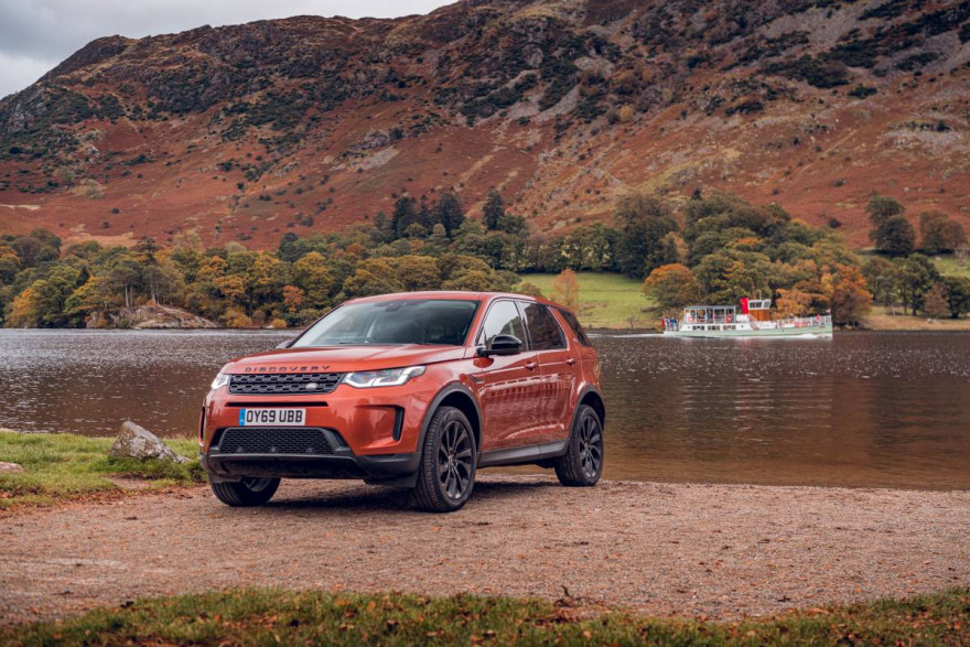 Land Rover Champion Their Used Car Stock