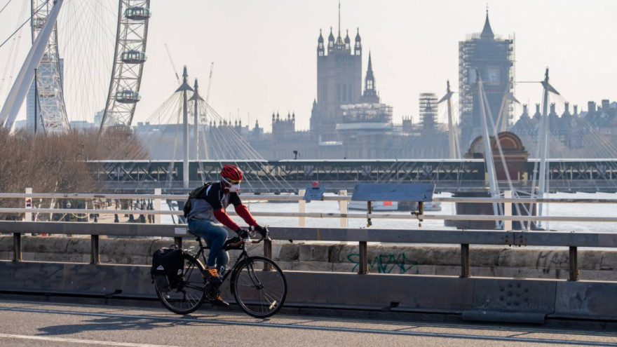 The Summer that Cyclists Reclaimed the Roads