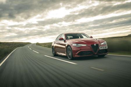 Alfa Romeo Giulia Quadrifoglio 2020 Review