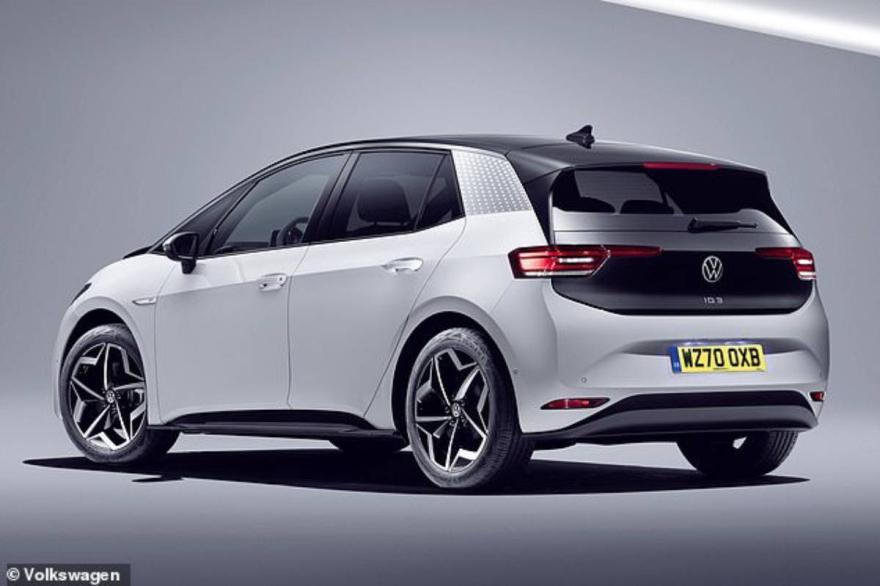 Volkswagen ID.3 1st Edition Arrives In UK