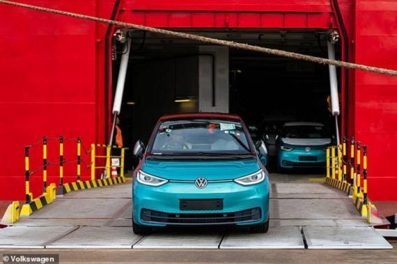 Volkswagen ID.3 1st Edition Arrives In UK Image