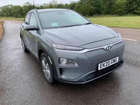 Hyundai Kona Electric Premium SE 2020 Review