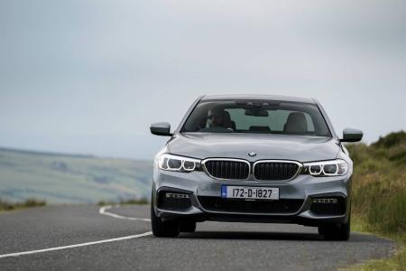 BMW 530e xDrive M Sport Saloon 2020 Review