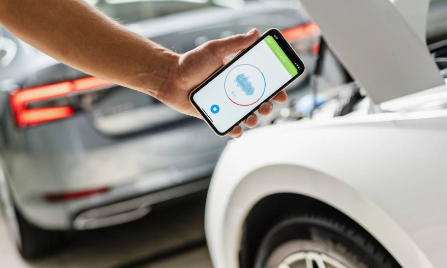 ŠKODA Smartphone App Diagnoses Faults By Listening To Cars