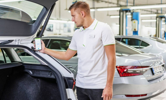 ŠKODA Smartphone App Diagnoses Faults By Listening To Cars Image