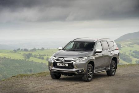 Mitsubishi Shogun Sport: Price Drop And Low Cost Finance
