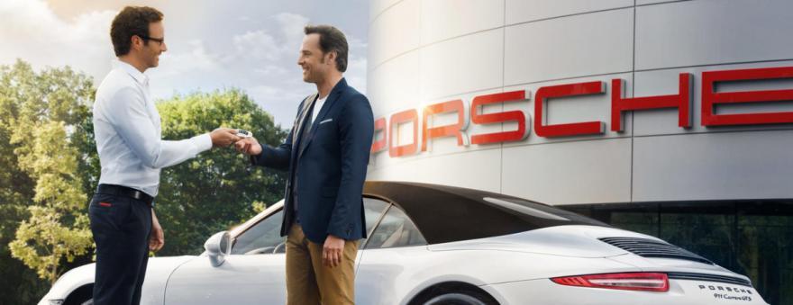 Porsche Want You to Sell Your Porsche