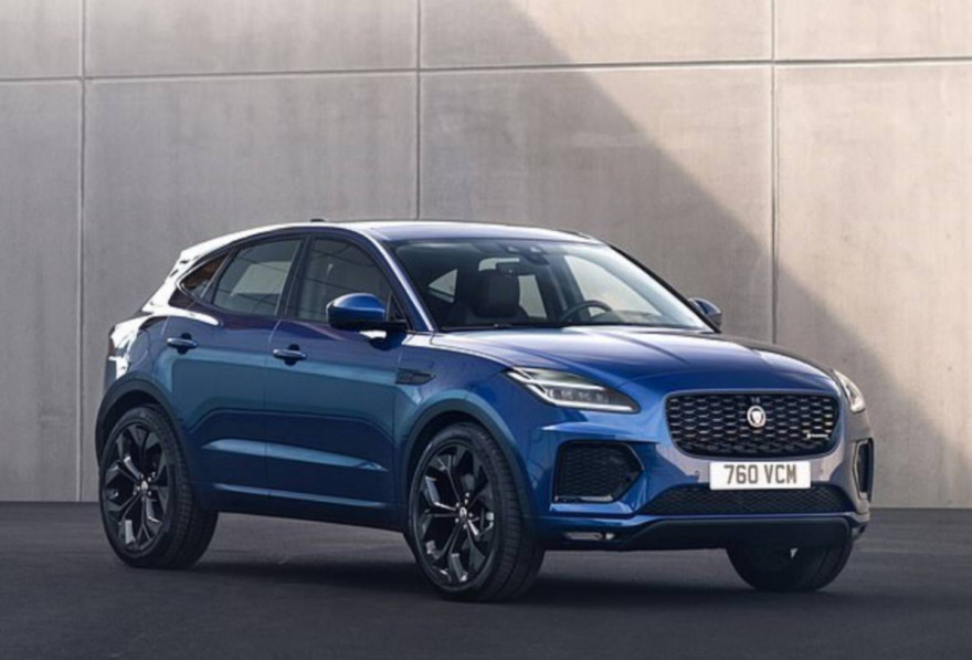 New Jaguar E-PACE Plug-in Hybrid: 141mpg, Low Emissions, And Fast