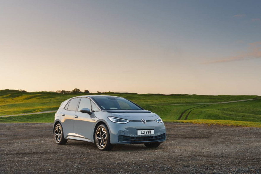 Volkswagen ID.3: Best Selling Fully Electric Car In Europe