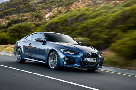 All-new BMW 4 Series Coupé 2020 Review