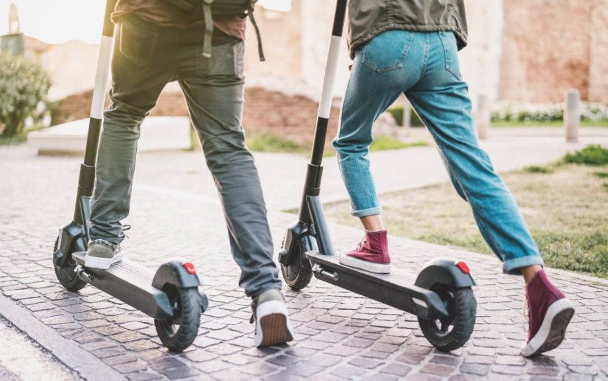 E-Scooter Safety: New Fake Noise To Alert Blind Pedestrians