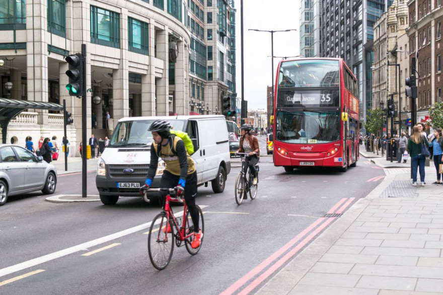 Drivers: Give Cyclists A 'Narrow Place' And Reclaim The Road