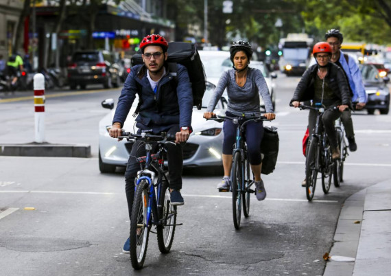 Drivers: Give Cyclists A 'Narrow Place' And Reclaim The Road Image