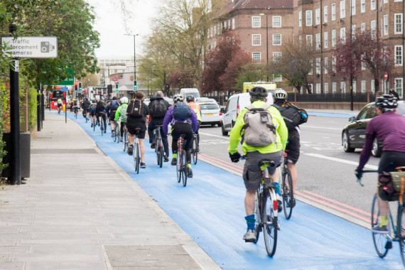 Cycle Lane Shame: £5,000 To Attract Each New Rider? Image