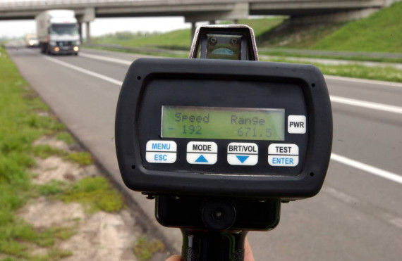 New Speed Gun: Drivers Caught From 750 Metres Day & Night Image