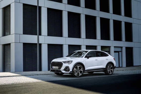 Audi Introduce Their First Compact SUV Plug-In Hybrid Image