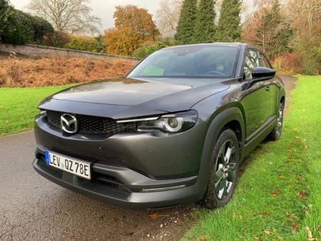 Mazda MX-30 Review 2020