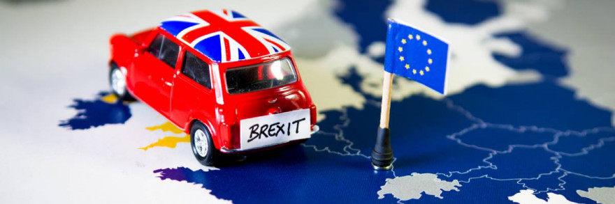 New Rules For Driving In EU Post Brexit