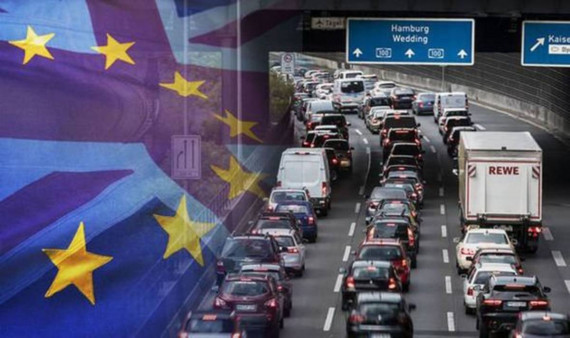 New Rules For Driving In EU Post Brexit Image